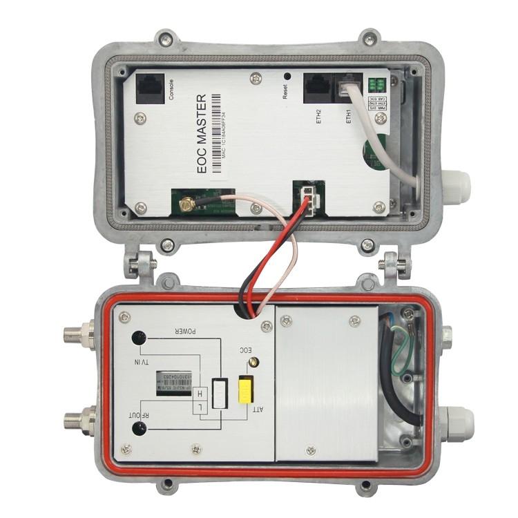 DNM 8001 Coax Gpon Master - Digisat Network | 0(212) 486 35 88
