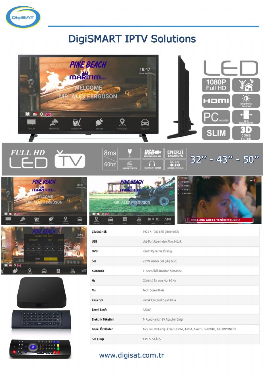 IPTV HİZMETİ - Digisat Network | 0(212) 486 35 88