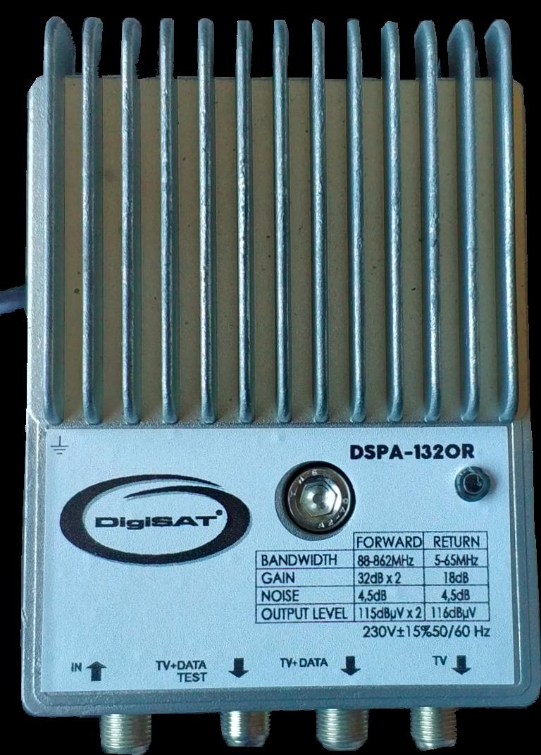 DigiSAT RF + RF/IF Amplifier - Digisat Network | 0(212) 486 35 88