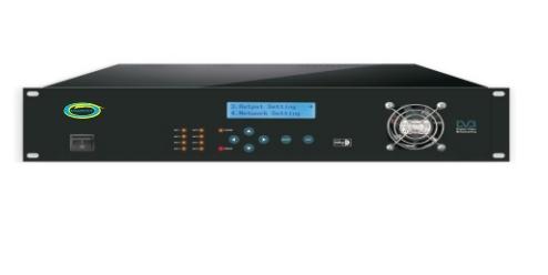 DTQM-84TM Transmux Modulator - Digisat Network | 0(212) 486 35 88