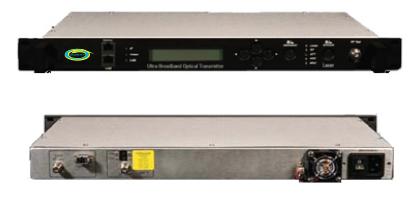 DSFT-13 dBm F/O Transmitter - Digisat Network | 0(212) 486 35 88